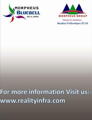 Morpheus Group Noida Extension