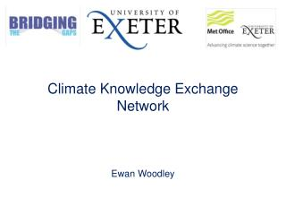 Climate Knowledge Exchange Network