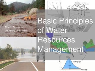 Basic Principles of Water Resources Management