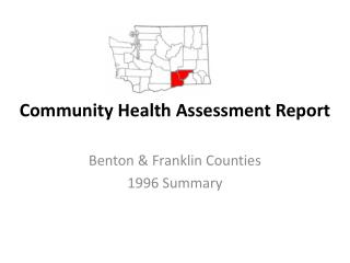 Community Health Assessment Report