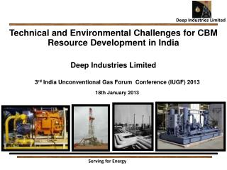 Deep Industries Limited