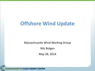 Offshore Wind Update