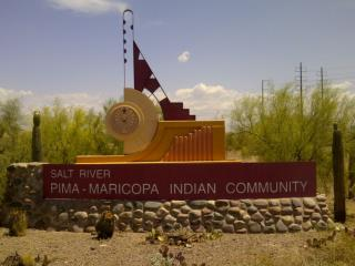 Salt River Pima-Maricopa Indian Community Community Development Department (CDD) Environmental Protection & Natural Res
