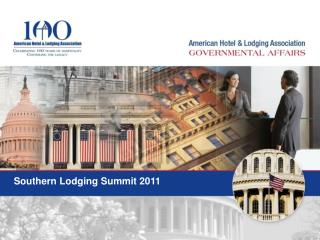 Southern Lodging Summit 2011