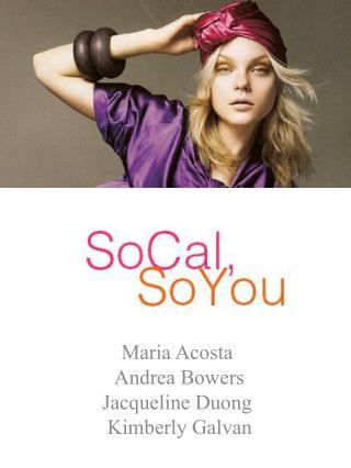 Maria Acosta  Andrea Bowers Jacqueline Duong  Kimberly Galvan