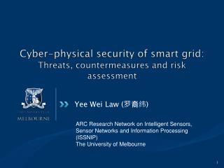 Cyber-physical security of smart  grid: Threats,  countermeasures and risk assessment