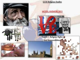 GCSE Religious Studies MODEL ANSWERS 2011 Unit 8.1 - Religion, Rights and Responsibilities