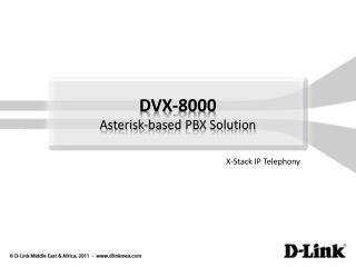 X-Stack IP Telephony