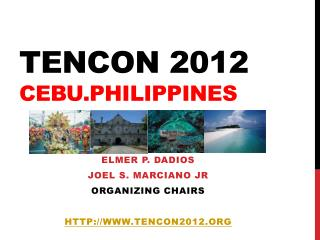 TENCON 2012 Cebu.Philippines