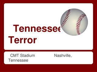 Tennessee Terror