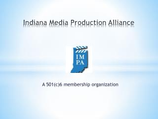 Indiana Media Production Alliance