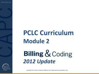 PCLC Curriculum Module 2