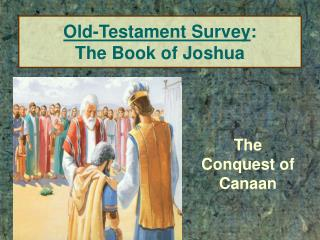 old testament survey: the book of joshua