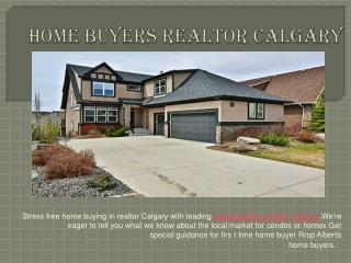 First Time Home Buyer Real Estate Agent Calgary