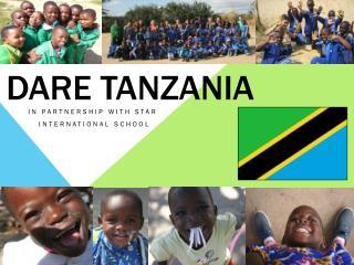 DARE Tanzania