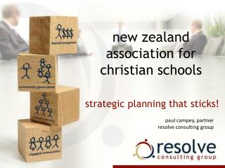 n ew  zealand  association for  christian  schools