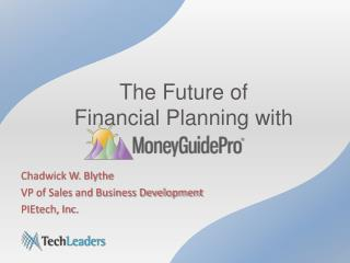 The Future of  Financial Planning with