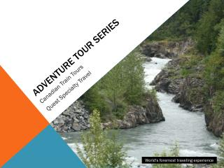 Adventure Tour Series