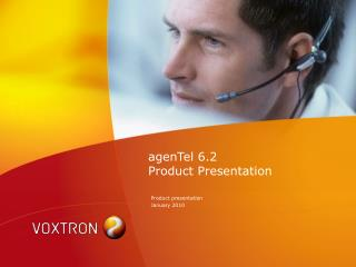 agenTel 6.2 Product Presentation