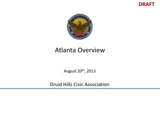 Atlanta Overview