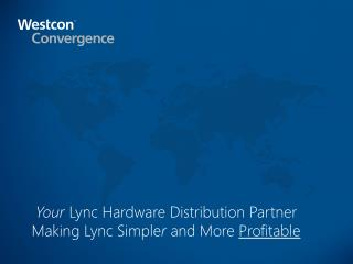 AudioCodes One Voice for Lync