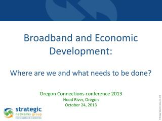 Oregon Connections  conference 2013 Hood  River , Oregon October 24, 2013