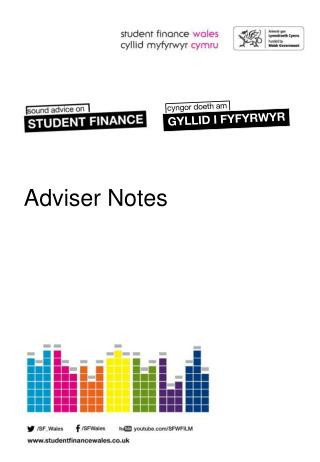 Adviser Notes