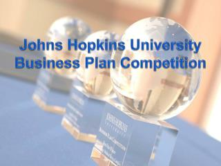 Johns Hopkins University Business Plan Competition