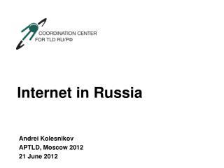 Internet in Russia