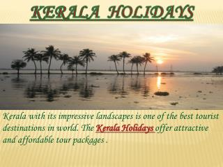 kerala travel packages