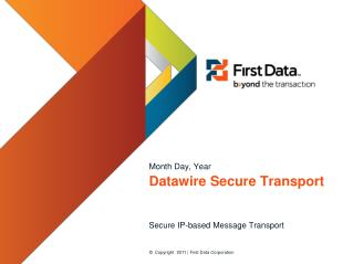 Datawire Secure Transport