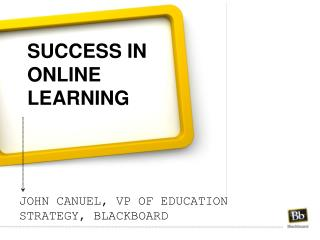 Success in online Learning
