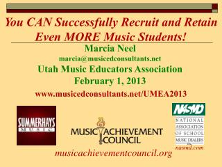 You CAN Successfully Recruit and Retain Even MORE Music Students!