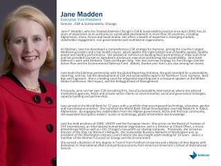 Jane Madden