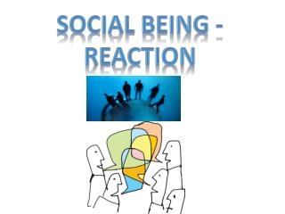 Social Being - Reaction