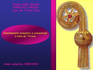 Insediamenti monastici e conventuali di Cava de'Tirreni