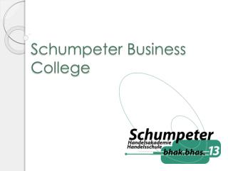 Schumpeter Business College