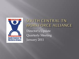 South Central TN Workforce Alliance