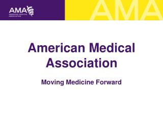 american medical association helping doctors help patients
