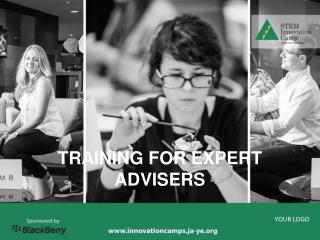 TRAINING FOR EXPERT ADVISERS