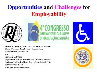 Opportunities  and  Challenges  for  Employability