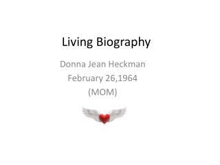 Living Biography