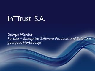 InTTrust   S.A.