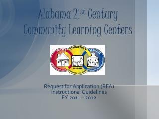 Alabama 21 st  Century  Community Learning Centers
