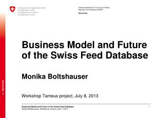 Workshop  Tameus  project, July 8, 2013