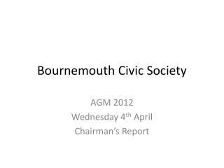 Bournemouth Civic Society