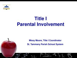 Title  I Parental Involvement