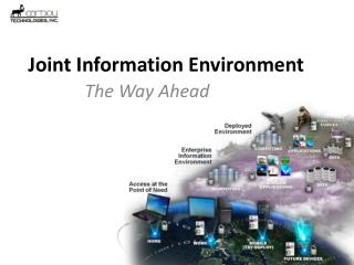 Joint Information Environment