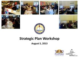 Strategic Plan Workshop