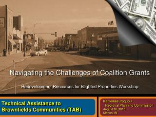 Technical Assistance to Brownfields Communities (TAB)